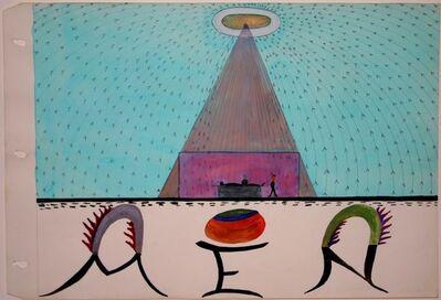 Melvin Edward Nelson, 'UFO', 1961-1965