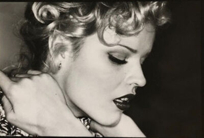 """Hannes Schmid, '""""I never wanted to be Marilyn - it just happened. Marilyn's like a veil I wear over.""""', 1990"""