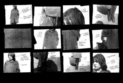 Jolanta Marcolla, 'Autodescription', 1974