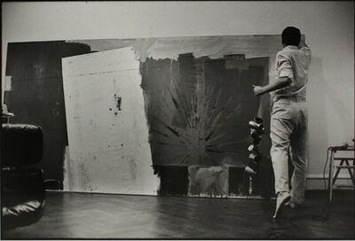 Ugo Mulas, 'Jasper Johns, New York', 1964