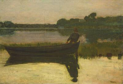 Winslow Homer, 'Sunset', ca. 1875