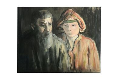 Jacob Kramer, 'Russian Peasants'