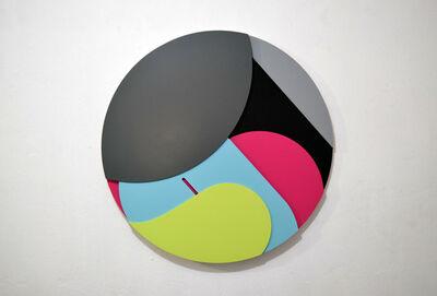 Omar Ibáñez, 'Estrato circular V', 2019