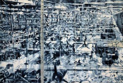 Jorge Tacla, 'Señal de Abandono 004', 2015