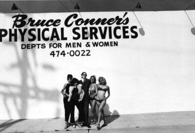 Dennis Hopper, 'Bruce Conner Physical Services', 1964