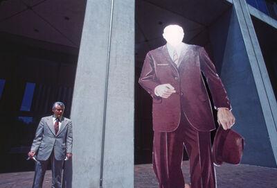 Robert Funk, 'Little Man. Big Man.', 1976