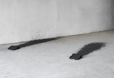 Nils-Thomas Økland, 'Wheelspin Residue', 2016