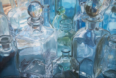 Steve Smulka, 'The Large Glass', 2013