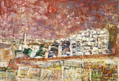 Anthony Underhill, 'COASTAL SCENE', Signed and dated '58 l.r.