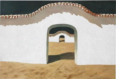Julio Larraz, 'La purísima concepción', 1991