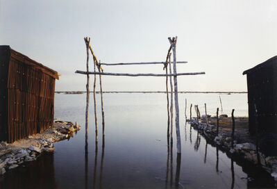 Eduardo Del Valle and Mirta Gómez, 'Two Sections of Time, Chicxulub, Puerto, Mexico, December 1998', 1998