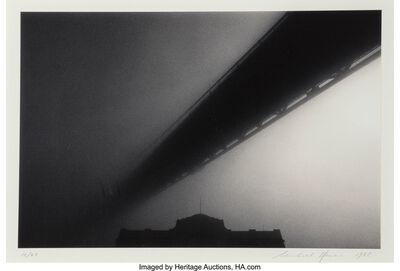 Michael Kenna, 'Bay Bridge and Pier 26, San Francisco', 1985