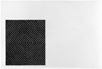 Frank Stella, 'Jill', 1967