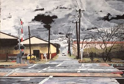 Cuyler Etheredge, 'Tracks', 2016