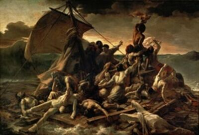 Théodore Géricault, 'The Raft of the Medusa', 1818-1819