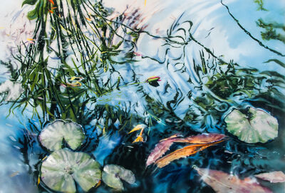 David T. Kessler, 'Conservatory Splendor', 2015