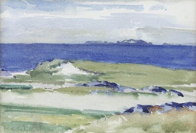 F C B Cadell, 'Iona', ca. 1920