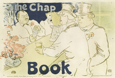 Henri de Toulouse-Lautrec, 'The Chap Book', 1896