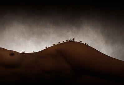 J.Leo, 'Les Moutons de Valou', 2017