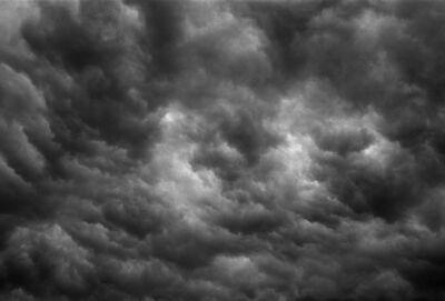Mark Steinmetz, 'Storm Clouds, Wise Men's Lane, Bethlehem, GA'