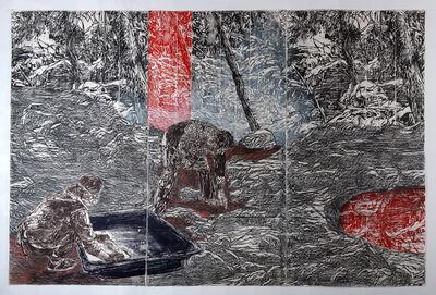 Orit Hofshi, 'Ramifications', 2018