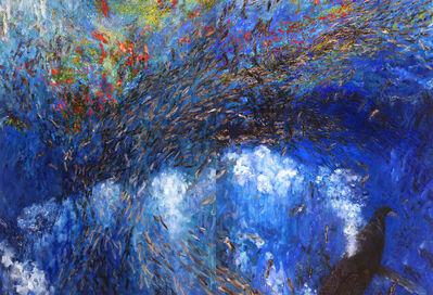 Joyce Yamada, 'Bubblenet Panic', 2015