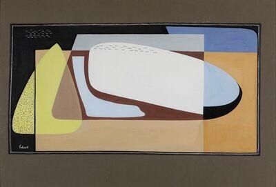 Alberto Magnelli, 'Composizione', 1955