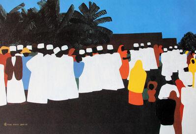 Synthia Saint James, 'Comorian Wedding - MOJA', 1986