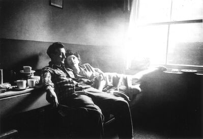 Bert Hardy, 'Cockney life at the Elephant and Castle', 1949