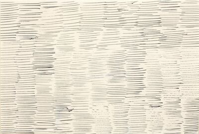Jan Schoonhoven, 'Untitled', 1964