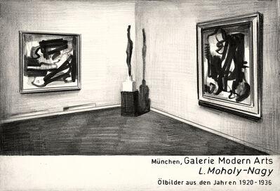 Marcel van Eeden, 'Famous Exhibitions', 2017