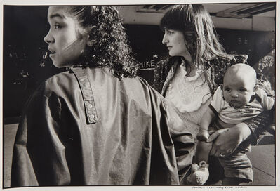 Mary Ellen Mark, 'Group of three images', 1983 and 1980