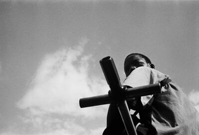 Ananias Leki Dago, 'Bamako Crosses, Mali', 2006