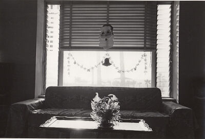 Ed Sievers, 'Untitled (Living room with Santa decoration), California', ca. 1970s
