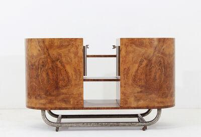 Gio Ponti, 'Bar Cabinet by Gio Ponti', 1930