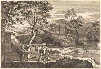 Sébastien Bourdon, 'The Samaritan Takes the Man to an Inn'