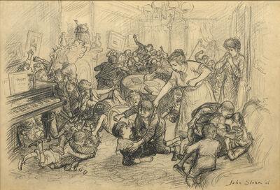John Sloan, 'Harmony', 1906