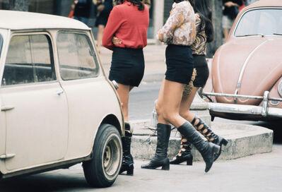 Ed van der Elsken, 'Chile', 1971