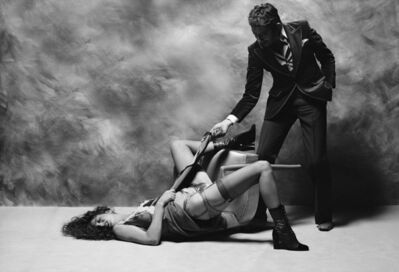 Francis Giacobetti, 'Jane Birkin and Serge Gainsbourg - London Studio', 1974