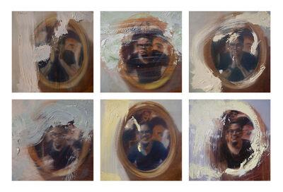 Chuli Herrera, 'Mirror selfies', 2020