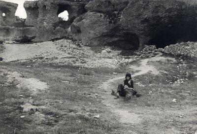 Helen Levitt, 'Mexico City (boys by sand mines)', 1941