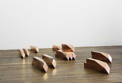 Lucy Skaer, 'Harlequin's Ingots', 2012
