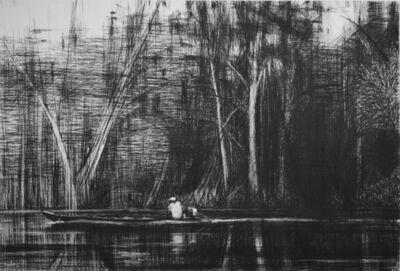 Calo Carratalá, 'Boat on the Marañón River', 2010