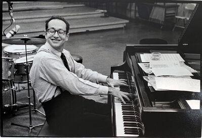 William Claxton, 'Pual Desmond at Piano', 1960-1995