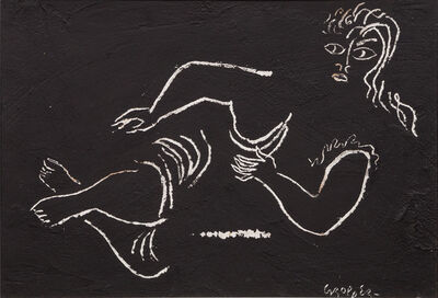 William Gropper, 'Untitled (Reclining Woman)'