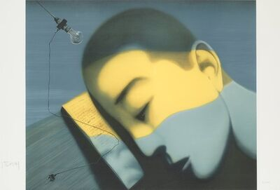 Zhang Xiaogang, 'Mercury Sea (from The Storyteller's Enchantments of Zhang Xiaogang)', 2008