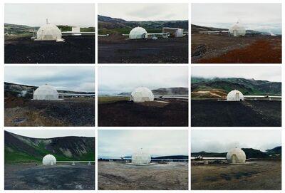 Olafur Eliasson, 'The Igloo Series. Series of 9 photo prints.', 1999