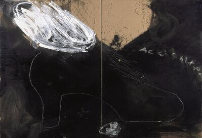Antoni Tàpies, 'Diptyque de chaussure', 1988