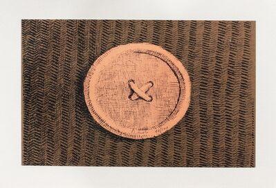 Domenico Gnoli, 'Button'