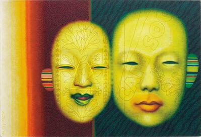 Ed Paschke, 'Chinois', 1994